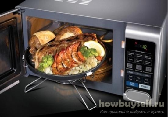 Как выбрать и купить надежную и безопасную микроволновую печь (советы специалиста)