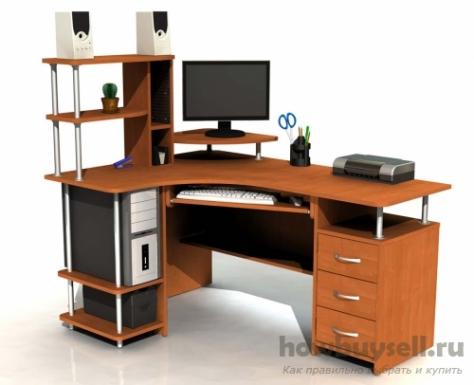 Как правильно выбрать и купить компьютерный стол, чтобы сохранить зрение и осанку