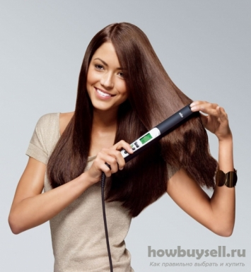 Как выбрать качественные щипцы для завивки и выпрямления волос