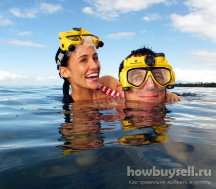 Как правильно выбрать и купить надежную маску для подводного плавания?