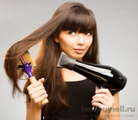 Как выбрать и купить профессиональный фен для волос?