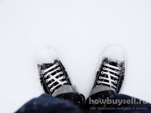 Как выбрать теплую зимнюю обувь?