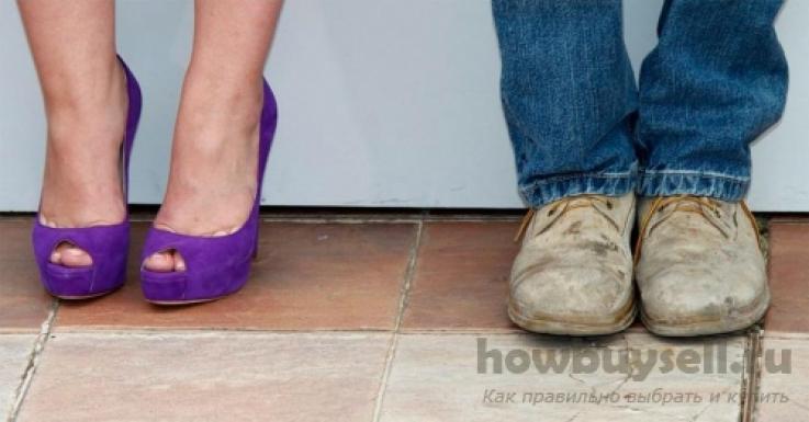 Как выбрать удобную и практичную обувь?
