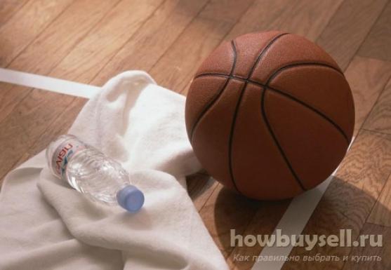Как выбрать прочный  баскетбольный мяч?