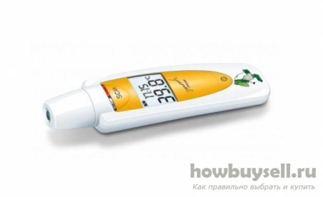 Как выбрать точный электронный градусник (термометр)?