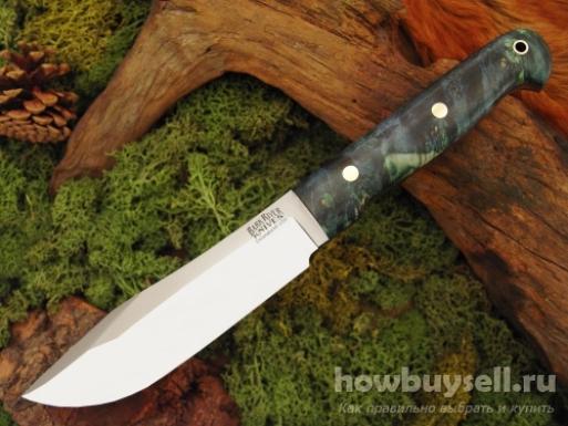 Как выбрать настоящий охотничий нож?
