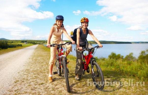 Как правильно выбрать велосипед (выбор марки, комплектации, размера, рекомендации)