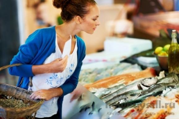 Как выбрать вкусную рыбу, незаразную и без паразитов