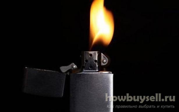 Как выбрать зажигалку (виды, принципы работы)?