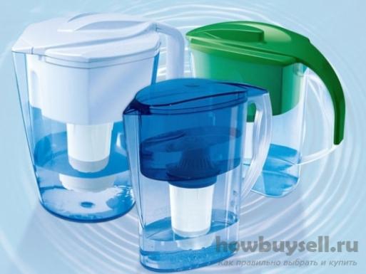 Как выбрать фильтр-кувшин для воды (кувшинного типа), плюсы и минусы?