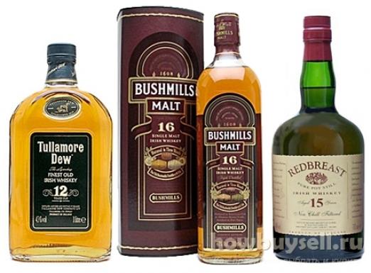 Какой виски лучше выбрать?