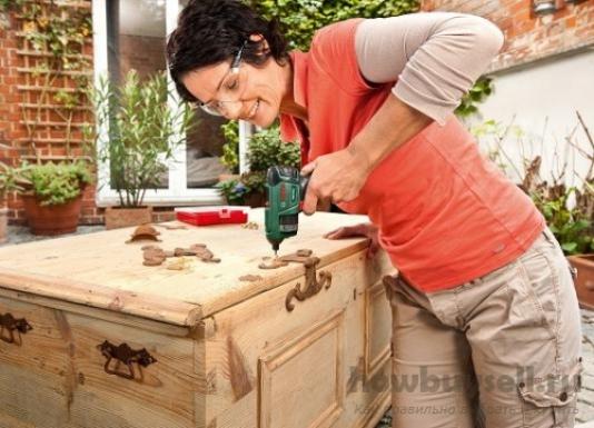 Какой шуруповерт выбрать для дома или советы для домашних мастеров