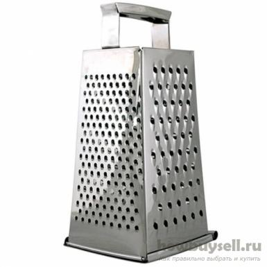 Как выбрать безопасную кухонную терку