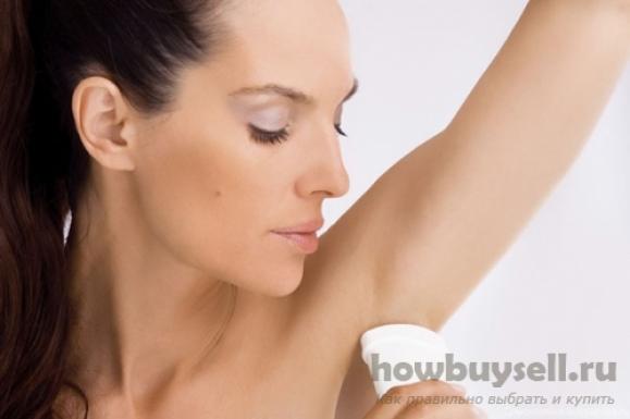 Как правильно выбрать женский дезодорант
