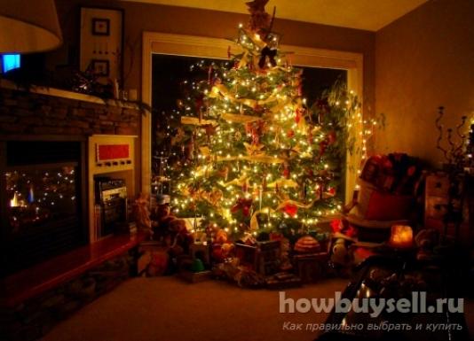 Как выбрать гирлянду к Новому году (безопасную и пожаростойкую)