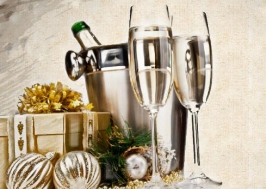 Какое вино выбрать на Новый год, Итальянское, Французское или Отечественное?