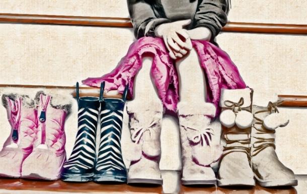 Как выбрать комфортную зимнюю обувь ребенку по всем правилам?