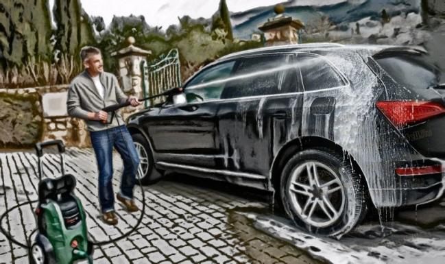 Как выбрать мойку высокого давления для автомобиля?