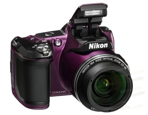 Обзор фотоаппарата Nikon coolpix L840