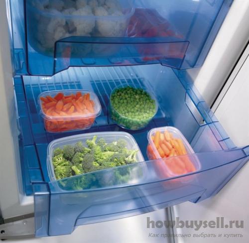 Размораживание морозильной камеры
