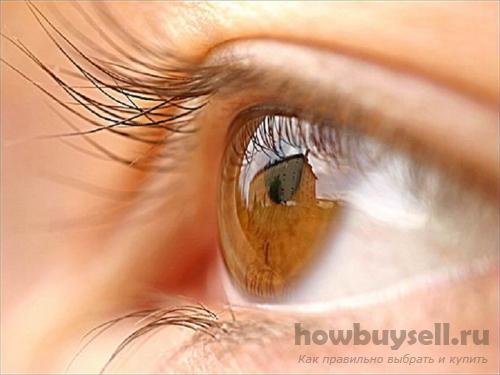 Цвет краски для волос по цвету глаз