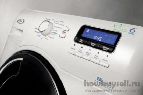 Программы стирки стиральных машин