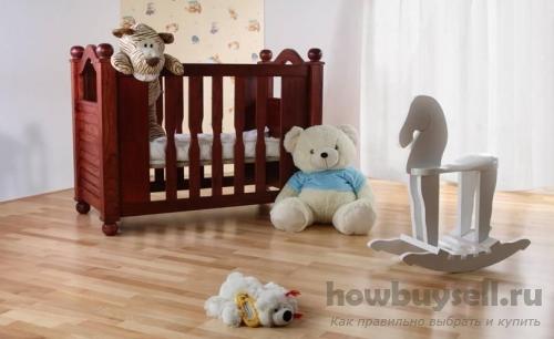 Как выбрать современное и безопасное напольное покрытие в детскую комнату