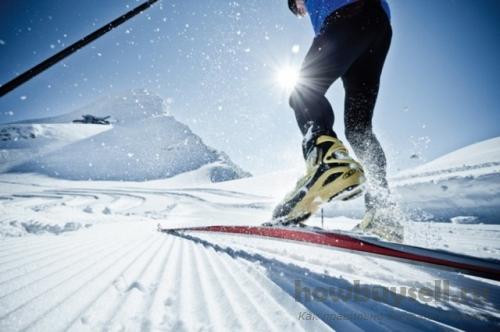 Лыжи для ребенка – здоровья и характера страховка!