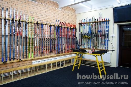Виды лыж и стиль катания