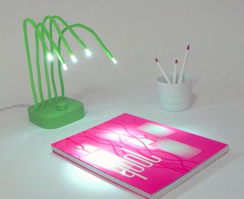 Светодиодная лампа настольная
