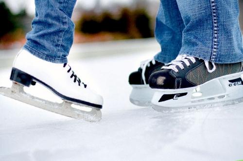 выбираем коньки для льда