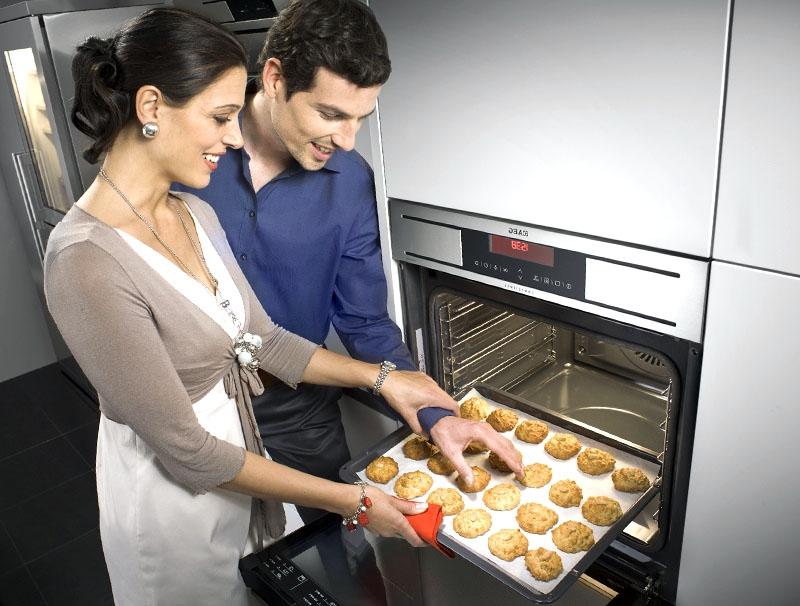 выбрать духовку