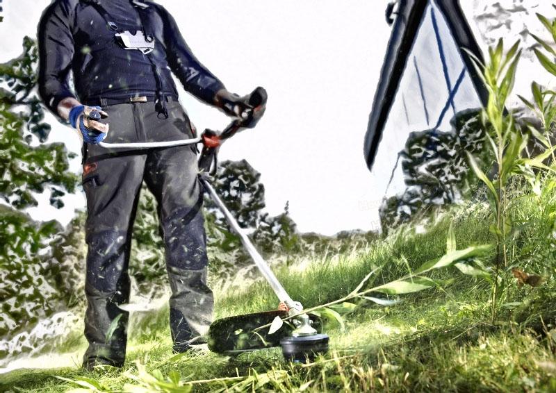 лучшие триммеры для травы