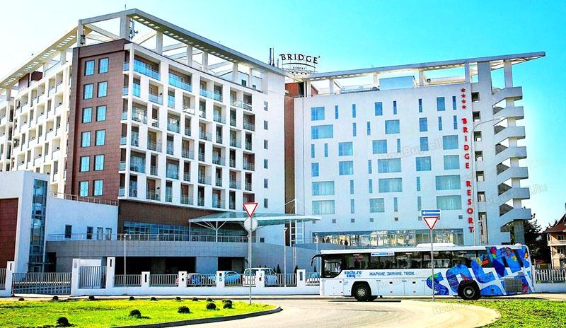 Bridge Resort (Бридж Резорт) 4*
