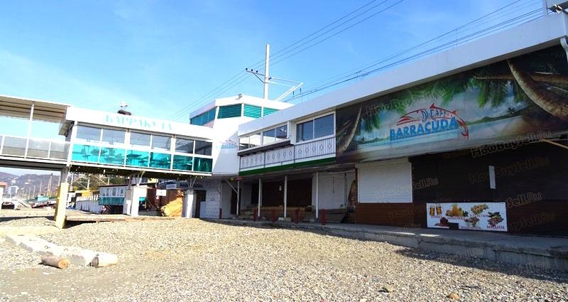 Мини-гостиница Барракуда