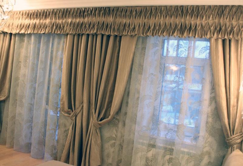 Как правильно выбрать и рассчитать ширину и длину штор