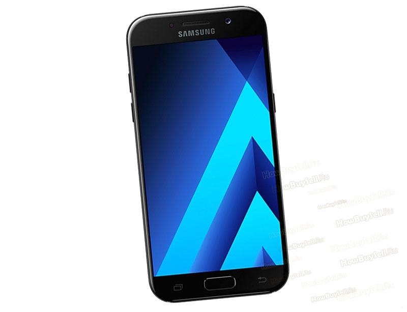 Обзор смартфона Samsung Galaxy А5 2017