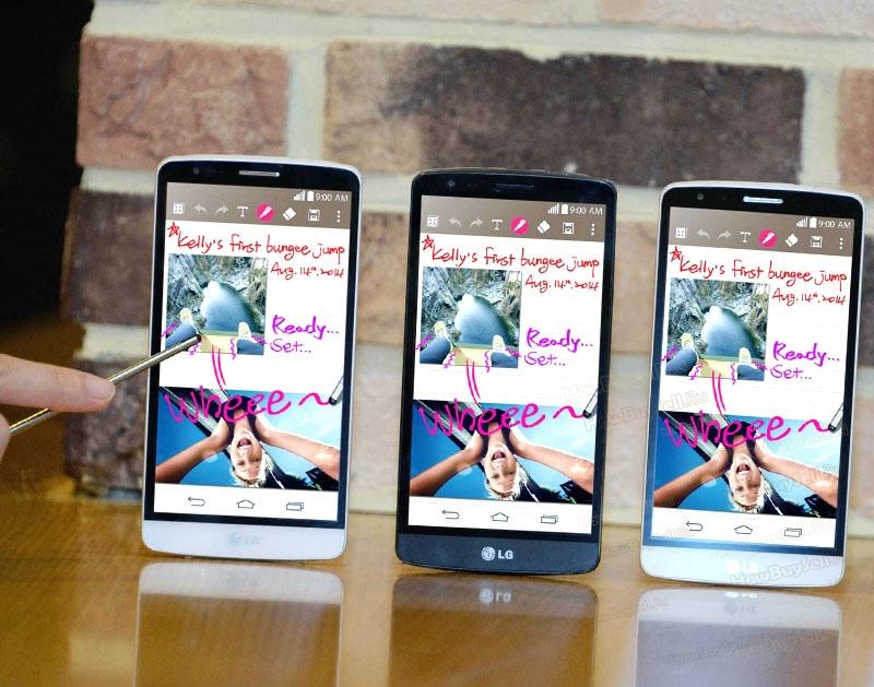 Обзор Смартфона LG Stylus 3