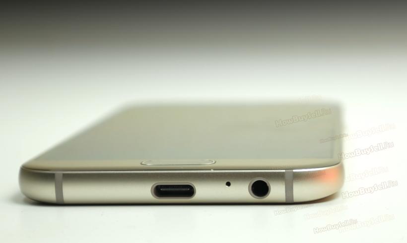 разъемы смартфона Samsung Galaxy А5 2017